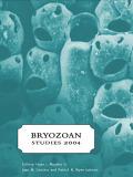 Bryozoan Studies 2004