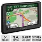 Garmin d?zl 560LMT Automobile Portable GPS Navigator