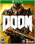 Bethesda Doom - First Person Shooter - Xbox One 093155170216