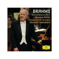 Maurizio Pollini - Brahms: Klavierkonzert Nr. 2 (Music CD)
