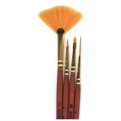 Silver Brush Sterling Studio Brush Sets basic set of 4