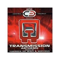 Various Artists - Central Energy: Transmission Red (Mixed By Yakooza)[Aus Imp]