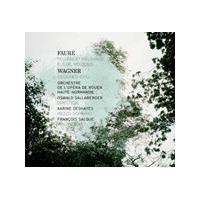 Fauré: Pelléas st Mélisande; Élégie; Mélodies; Wagner: Siegfried Idyll (Music CD)