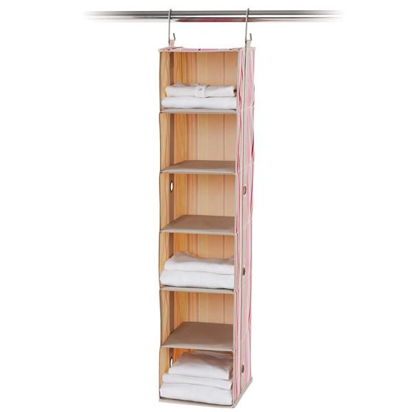 Neatfreak! Neatkids 6-shelf Hanging Closet Organizer