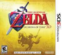 LEGEND OF ZELDA OCARINA OF TIME 3D STREET 6 19 11
