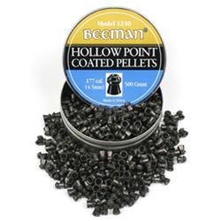 .177 Caliber Pellets - Hollow Point Per 500