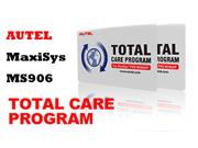Autel Maxisys Ms906 Total Care Program - 1yr 1 Year Software Update Service For Ms906 Maxisys