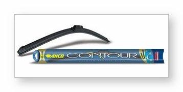 Anco C24UB Contour Universal Wiper Blade, 24