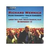 RICHARD WERNICK - PIANO & VIOLIN CONCERTO