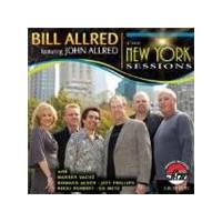 Bill Allred - New York Sessions, The (Music CD)