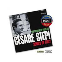 Cesare Siepi - The Romantic Voice Of Cesare Siepi: Songs Of Italy (Music CD)