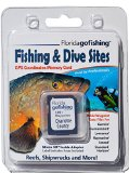 Charlotte County Florida - Fishing & Dive Sites Memory Card for Garmin® Humminbird® Lowrance® Raymarine® Simrad®