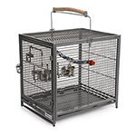 """""""Midwest Poquito Avian Hotel Brand New Includes One Year Warranty, The Midwest Poquito Avian Hotel is a travel cage for birds"""
