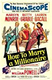 How to Marry a Millionaire 27 x 40 Movie Poster - Style C