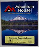 Mountain House Scrambled Eggs with Bacon (1 Pouch)