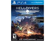 Helldivers Super Earth Edition - PS4 Brand: Sony ESRB Rating: T - Teen Genre: Shooter Platform: PlayStation 4 (PS4) Electrical Outlet Plug Type: Other