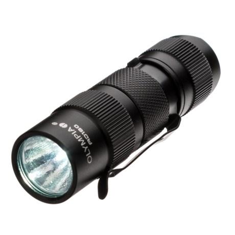 Ad180 Outdoor Flashlight - 180 Lumens, Waterproof