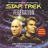 Star Trek: Federation, Read By Mark Lenard (Book On CD)