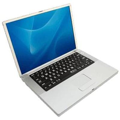 Large Type Keyboard Cover For Powerbook And MacBook Pro