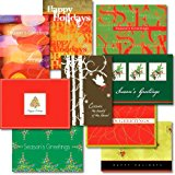 Holiday Greeting Card Assortment, Stylized and Contemporary Box Set. Three each of 10 different Designs and Verses for nearly any holiday sending situation. If you appreciate a modern greeting card persentation, one of these cards is bound to be perfect for family friends or business associates. Your satisfaction is guaranteed.