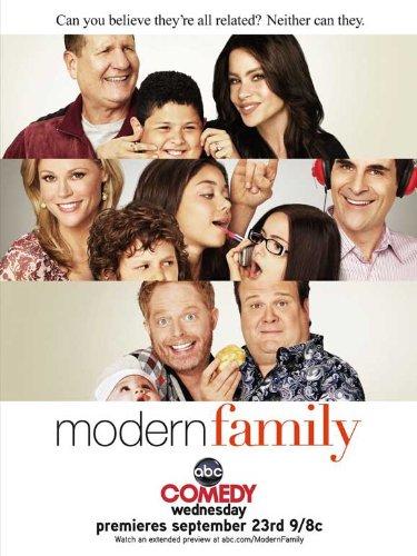 Modern Family Poster TV B 11x17 Ed O'Neill Julie Bowen Ty Burrell Sof?a Vergara