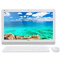 "Acer Chromebase Dc All-in-one Computer - Nvidia Tegra K1 2.10 Ghz - 4 Gb Ddr3 Sdram - 16 Gb Flash Memory Capacity - 21.5"" 1920 X 1080 - Chrome Os - Desktop - White - Nvidia Kepler Gpu Graphics - Wireless Lan - Bluetooth - Hdmi - 6 X Total - Quad-core (4 C Um.wd1aa.b01"