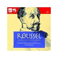 Albert Roussel: Complete Symphonies (Music CD)