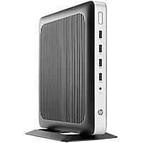 Hp T630 Tower Thin Client - Amd G-series Quad-core (4 Core) 2 Ghz - 4 Gb Ram Ddr4 Sdram - 16 Gb Flash - Amd Radeon R6e Graphics (512 Mb - Gigabit Ethernet - Windows Embedded Standard 7e (english) - Displayport - Network (rj-45) - 7 Total Usb Port(s) - 4 U W5z02ut