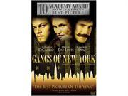 Gangs Of New York Dvd New
