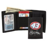 NASCAR Richard Petty Signature Wallet, Black