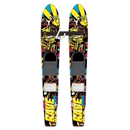 Rave Sports Water Ski Starter Package - Includes Aqua Buddy Launch Platform