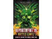 Battle Lines (department Nineteen)