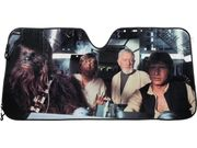 Plasticolor Star Wars Accordion Sunshade