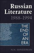 Russian Literature, 1988-1994