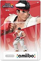 Nintendo Nvlcaach Ryu Super Smash Bros Amiibo Gaming Figure