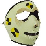 Full Face Mask - Crashtest Dummy
