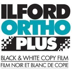 ILFORD Ortho Plus Film - ISO 80