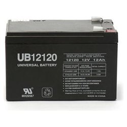 Lead-Acid Battery for APC RBC4 Replacement 12V 12Ah F2