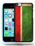 Chechen Repcblic National Vintage Flag Phone Case Cover Designs for iPhone 5C