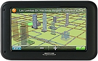 The Magellan RoadMate 5320 LM RM5320SGLUC 5 inch Vehicle GPS enjoys the security of knowing your maps are always up to date by taking advantage of the Lifetime Map Updates feature, which allows you update your maps for free up to four times a year