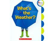 What's The Weather? (rookie Preschool)