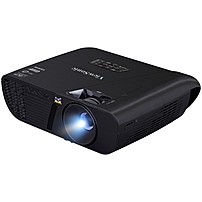 The ViewSonic LightStream reg  PJD7326 projector features 4,000 lumens, XGA 1024x768 native resolution, an intuitive, user friendly design, and a sleek black chassis