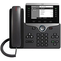 B The Cisco reg  IP Phone 8811 is a cost effective, business class collaboration endpoint that delivers high fidelity, reliable, secure, and scalable voice communications for midsize to large enterprise businesses