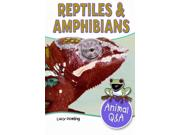 Reptiles & Amphibians Animal Q & A