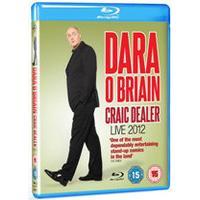 Dara O'Briain - Craic Dealer Live (Blu-Ray)