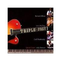Bernard Allison & Larry McCray/Carl Weathersby - Triple Fret