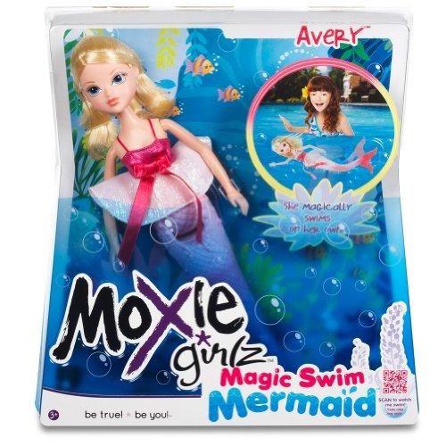 Moxie Girlz Magic Swim Mermaid Doll Avery