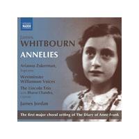 James Whitbourn: Annelies (Music CD)