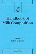 Handbook Of Milk Composition