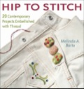 Ideas for embellishing beautiful garments and home decor to add personal touches are presented with easy, step-by-step instructions, illustrations, and 38 stitch techniques and 20 hand-embroidered projects, in this stylish stitching how-to